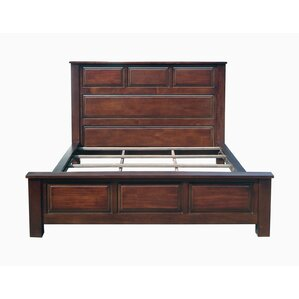 St Raised Queen Panel Bed by Red Barrel Studio