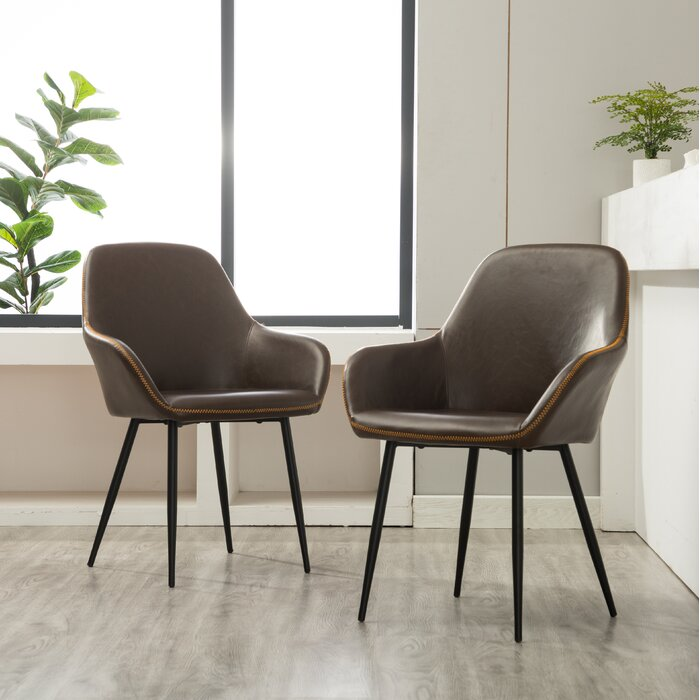 Excellent Willow Upholstered Dining Chair Ncnpc Chair Design For Home Ncnpcorg