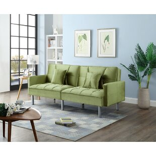 Affordable Price Silvester Sofa Bed by Ebern Designs Reviews (2019) & Buyer's Guide