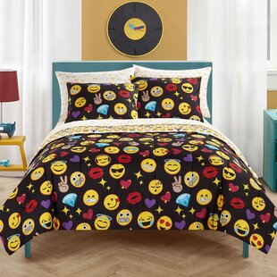 Liya Bling Comforter Set