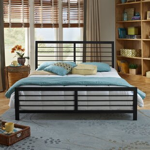 Latitude Run Lexington Avenue Bed Frame