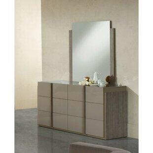 Look for Amersham Modern Wooden 6 Drawer Double Dresser by Brayden Studio