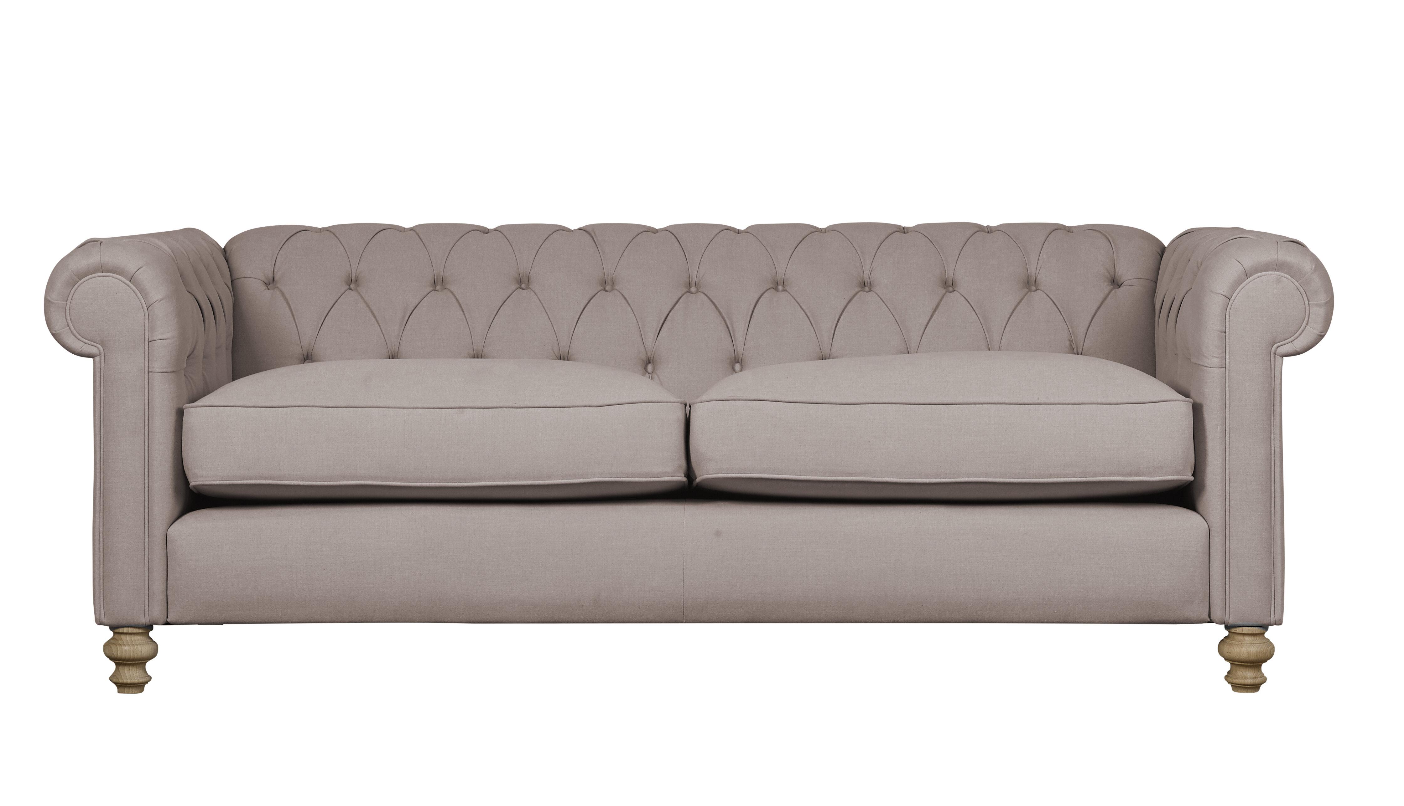 Rosdorf Park Karli Extra Large 4 Seater Chesterfield Sofa | Wayfair ...