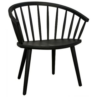 Noir Pauline Barrel Chair
