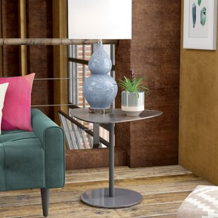 Searching for Suzette End Table by Wade Logan Reviews (2019) & Buyer's Guide