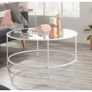 Alaric Coffee Table by Andover Mills
