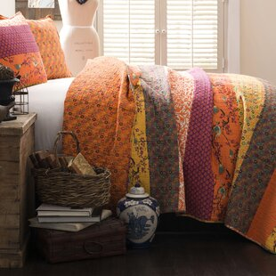 Somerton 3 Piece Quilt Set by World Menagerie Looking for