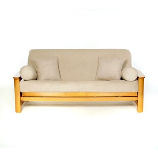 Sussex Box Cushion Futon Slipcover by Lifestyle Covers