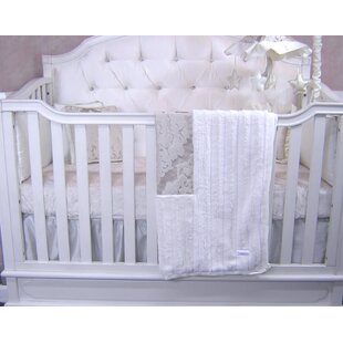 Price Check Palomino 3 Piece Crib Bedding Set By Blueberrie Kids