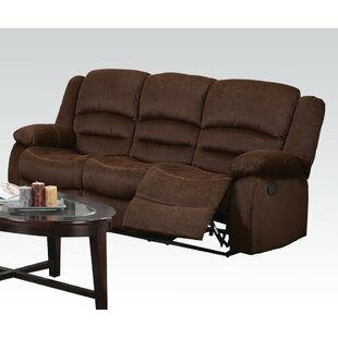 Fluker Motion Reclining Sofa by Winston Porter