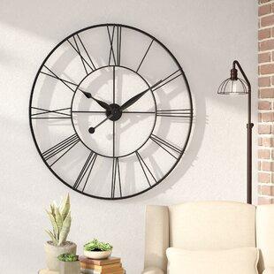 Big Clocks For Wall Wayfair