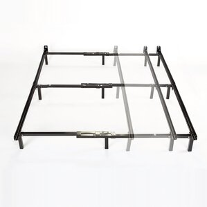adjustable full to king size bed frame - Metal Bed Frames