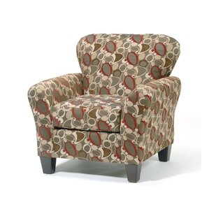 Serta Upholstery Mancha Armchair by Red Barr..
