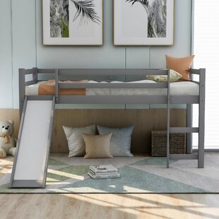 Carpenter Twin Loft Bed by Isabelle amp Max