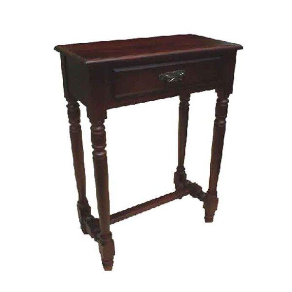 Alcott Hill Ricci 23 5 Solid Wood Console Table Wayfair Ca