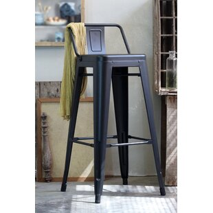 Akridge 75.5cm Bar Stool (Set Of 2) By Williston Forge