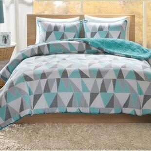 George Oliver Landyn Reversible Comforter Set