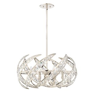 Mercer41 Grandville 6-Light Drum Chandelier