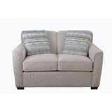 Banner 60 Square Arm Loveseat by Craftmaster