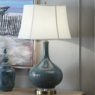 Delucia Ceramic 29.5 Table Lamp by Highland Dunes