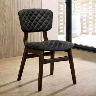 Eager Upholstered Dining Chair (Set of 2) George Oliver