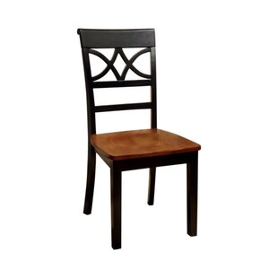 Oisin Solid Wood Side Chair (Set of 2) by..