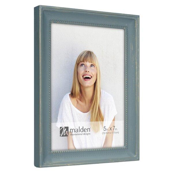 Beaded Mirror Picture Frame Wayfair