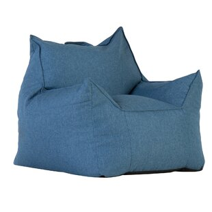 Union Fabric Bean Bag Chair By Ebern Designs