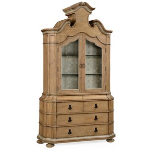 China Cabinet by Jonathan Charles Fine Furniture
