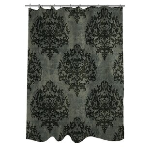 Comparison Haunted Filigree Shower Curtain By One Bella Casa