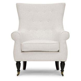Alcott Hill Dascomb Tufted Armchair