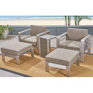 Cecil 5 Piece Sofa Seating Group
