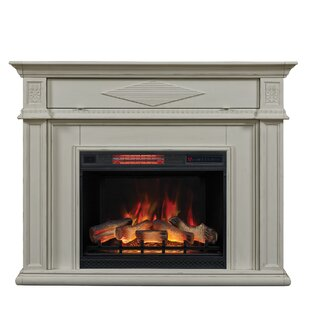 Pomona Electric Fireplace by Ophelia & Co.