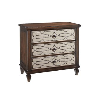 Soares 3 Drawer Bachelor's Chest by Bay Isle Home