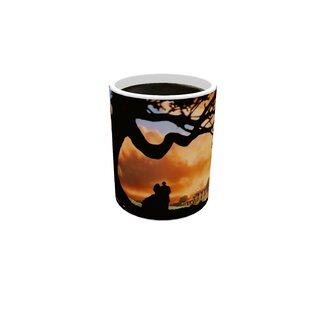 Gone with the Wind (Sunset) Morphing 11 oz. Mug