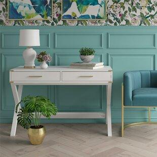 Merrick Rectangular Desk by CosmoLiving by Cosmopolitan