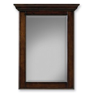 Compare prices Custom Sheffield Beveled Vanity Mirror By Cole + Company