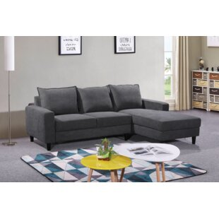 Ebern Designs Gottfried Sectional