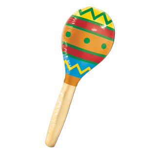Inflatable Maraca (Set of 2)