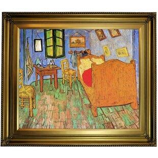 Vincent Van Gogh Framed Art You\'ll Love   Wayfair