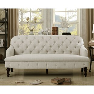 Fonzo Tufted Sofa By Darby Home Co