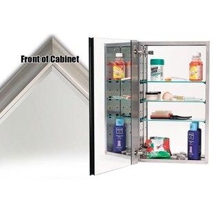 15 x 25 Recessed Medicine Cabinet by Alno Inc