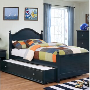 Price Check Evanoff Four Poster Bed By Harriet Bee