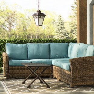 Cherie 5 Piece Sectional Set with Cushions by Darby Home Co