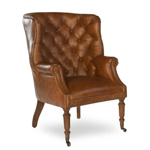 Welsh Wingback Chair by Sarrei..