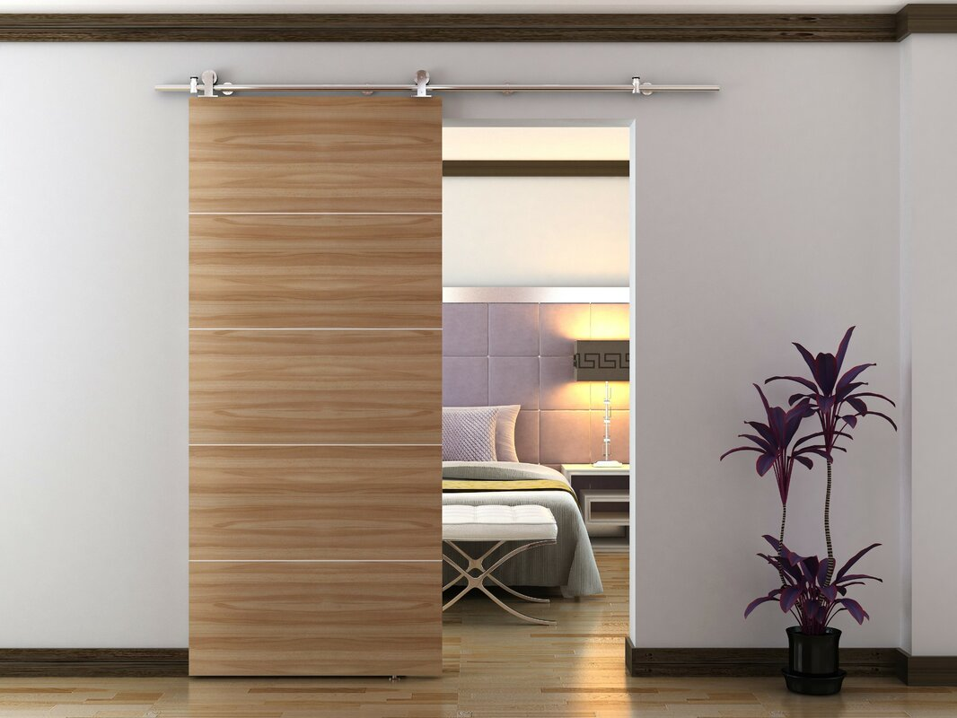 doors and exterior rollers mounted home oden inserts glass depot door steel modern designs hardware barn sliding top stainless track