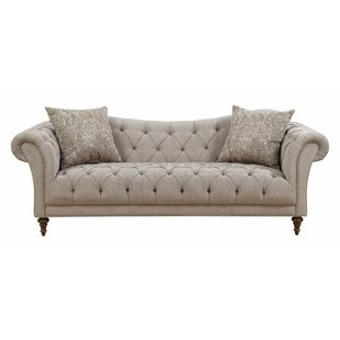 Alcott Hill Haygood Chesterfield Sofa