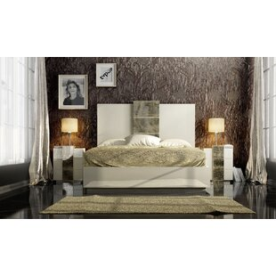 Helotes Platform Bedroom Set 3 Pieces