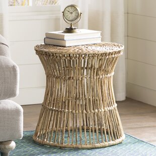 Ady Hyacinth Accent Stool by Beachcrest Home