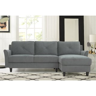 Angilia Right Hand Facing Sectional by Ebern Designs SKU:DE901345 Shop